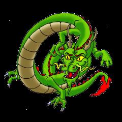 Le signe chinois : Dragon